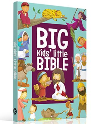 Picture of Big Kids' Little Bible