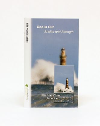 Picture of God is Our Shelter and Strength EPUB – LifeWords Series