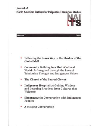 Picture of Journal of NAIITS Volume 07 - 2009 PDF
