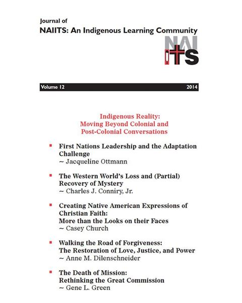 Picture of Journal of NAIITS Volume 12 - 2014 PDF