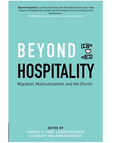 Picture of Beyond Hospitality: Migration, Multiculturalism and the Church EPUB