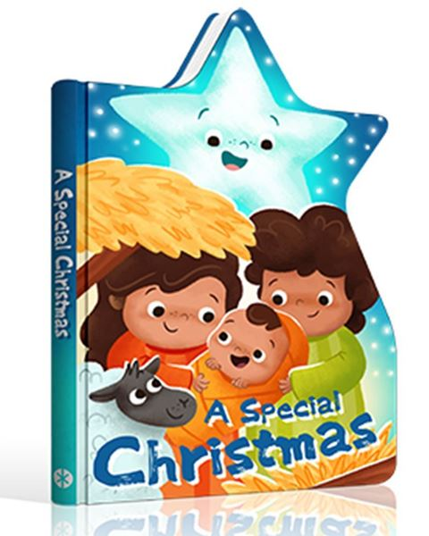 Picture of  A Special Christmas Board Book