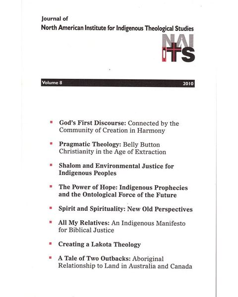 Picture of Journal of NAIITS Volume 08 - 2010 - For Institutions