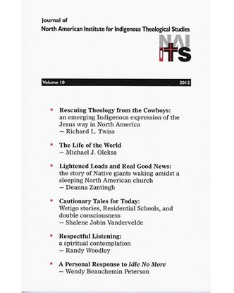 Picture of Journal of NAIITS Volume 10 - 2012