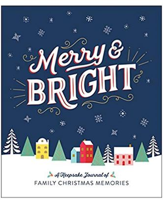 Picture of Merry & Bright: A Keepsake Journal of Family Christmas Memories