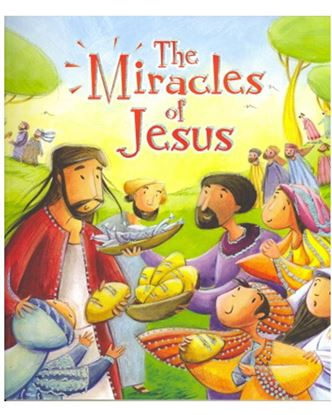 Picture of My First Bible Stories: The Miracles of Jesus