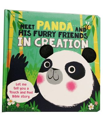 Picture of Touch 'N' Feel Bible Stories: Meet Panda and His Furry Friends in Creation