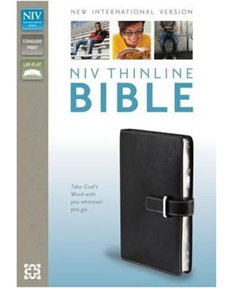 Picture of NIV Thinline Bible (Black)
