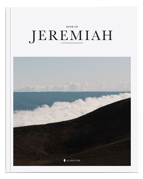Picture of Alabaster Book of Jeremiah (NLT)