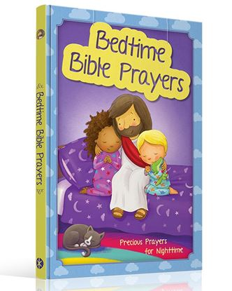 Picture of Bedtime Bible Prayers